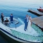 Аэросъемка свадеб