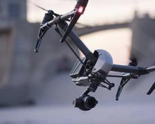 Прямые эфиры с дронов
