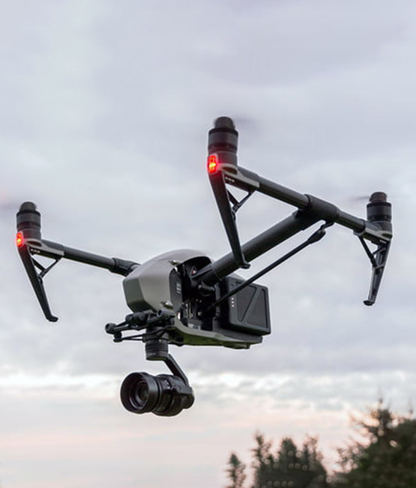 Аренда дронов